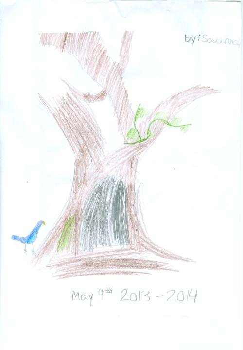 Shirley Plantation Tree